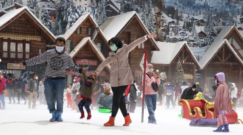 wisata snow